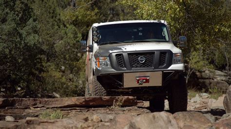 Nv Cargo X by Nissan Nv Cargo X Is A Totally Sweet Rock Crawling Cargo