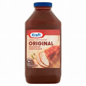 kraft original flavor barbecue sauce