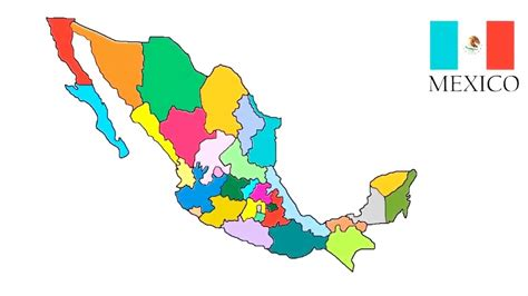 draw map  mexico mexico map youtube