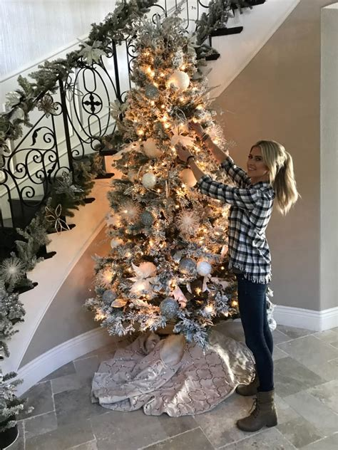 christina el moussa holiday decorating tips popsugar home