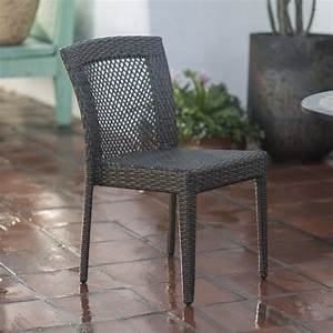 Coral, Coast, Brisbane, All-weather, Wicker, Open, Patio, Dining, Chair