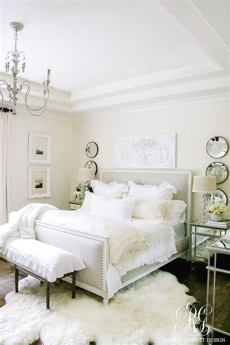 styled  spring home  part  elegant ruffle