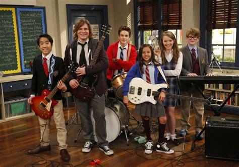 Nickalive Meet The Stars Of Nickelodeons School Of Rock