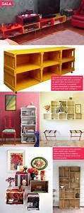 15 idees de rangements muraux pour la cuisine a bricoler With nice meubles de rangement salon 7 meubles palettes 10 idees pour sinspirer