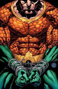 Aquaman DC Comics Characters