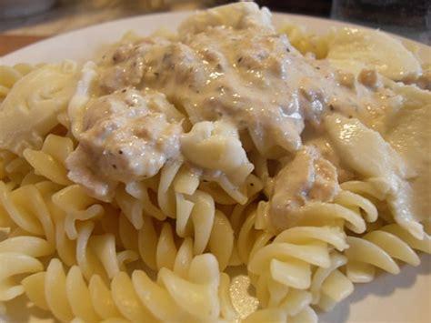 sauce au fromage philadelphia pour pates recette