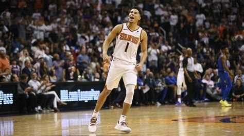 Chris paul is excited for his teammate's first playoff experience: How Devin Booker Is Redefining His Ceiling - The Runner Sports