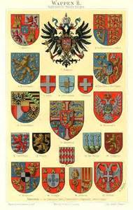 Countries Coat of Arms