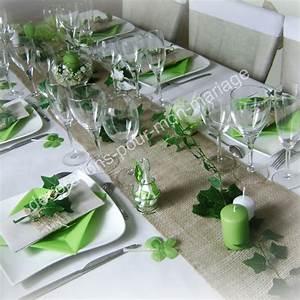 Deco De Table Champetre : guirlande de lierre artificiel sur decorations pour mon ~ Melissatoandfro.com Idées de Décoration