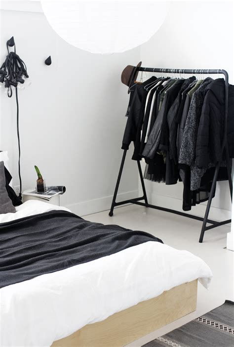 minimalist clothing rack 18 open concept closet spaces for storing and displaying