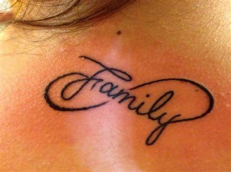 latest infinity tattoo design weneedfun
