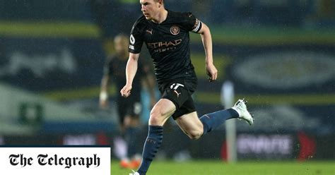 Kevin De Bruyne out of Manchester City's clash with Arsenal