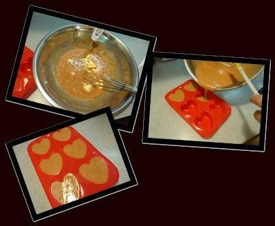 annale cap cuisine crème brûlée vanille et coeur de fraise paperblog