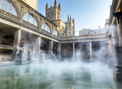 Bath : Spas Ancient & Modern Package
