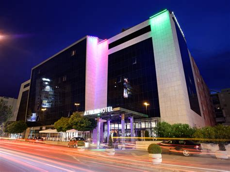 Hotel Atrium Split Luxury & Exclusive Five Stars Croatian