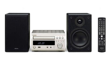 was ist eine hifi anlage denon d m37 mikro hifi anlage audio foto bild