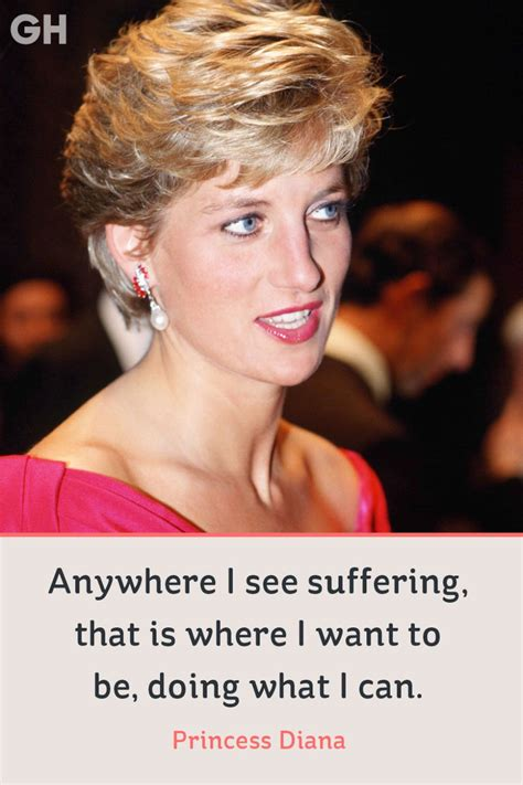"""I know that i can give love for a minute, for half an hour, for a day, for a month, but i can give. 25 Princess Diana Quotes That Honor the """"People's Princess ..."""