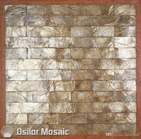 Fliesen Farbe Perlmutt by Mosaik Fliesen Perlmutt