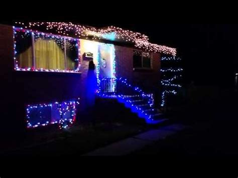 christmas lights synced to radio bradley c grimm