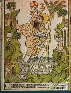 Saint Christophe Patron : saint christopher patron saint of travelers and drivers ~ Medecine-chirurgie-esthetiques.com Avis de Voitures