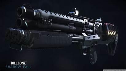 Killzone Shotgun Shadow Fall Vc Weapon Weapons