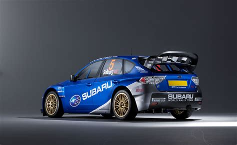 subaru wrc subaru s wrc impreza rally car 2008 first pictures by