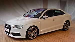 Audi A3 Berline S Line : audi a3 ~ Medecine-chirurgie-esthetiques.com Avis de Voitures