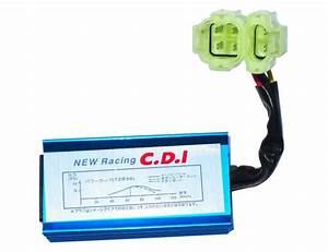 Racing Cdi  Ac  For Gy6  150cc Engine