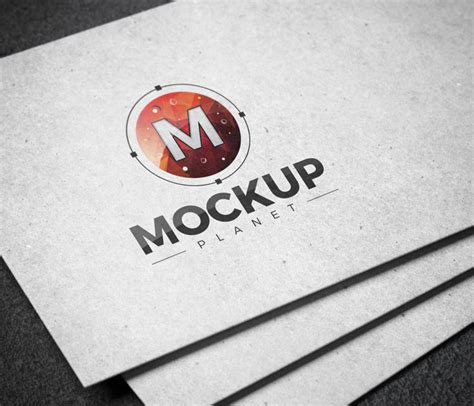 One fully layered psd file with. 40 Free High Quality Logo Mockup PSD Files For Logo ...