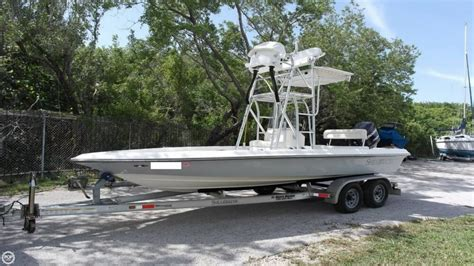 Shearwater Boats by 2007 Used Shearwater Z2000 Bay Boat For Sale 23 900