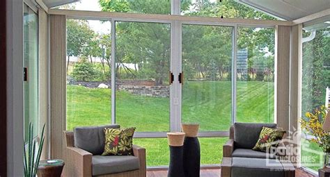 are you thinking about adding a three season sunroom to