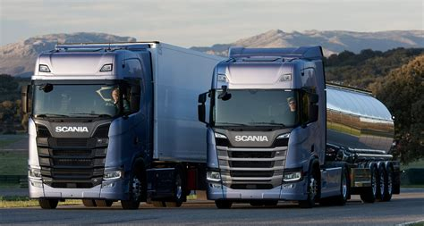 scania new generation scania s next generation s and r trucks unveiled