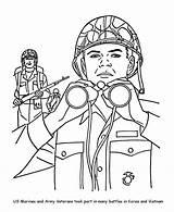 Coloring Pages Veterans Vietnam Printables Korea Sheets Honkingdonkey Korean War Farm Holiday Remembrance Force Air Usa Fun Popular America Coloringhome sketch template