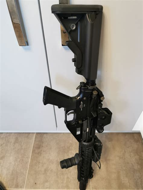 BR47 Electric blowback and recoil system - Electric Rifles ...