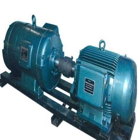 Electric Motor And Generator by Ac To Dc Motor Generator Set At Rs 95000 Motor
