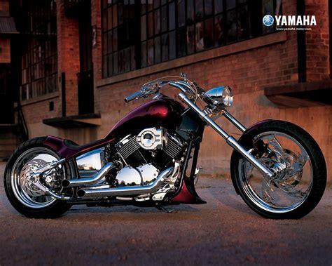 Moto Harley Davidson Chopper Wallpaper