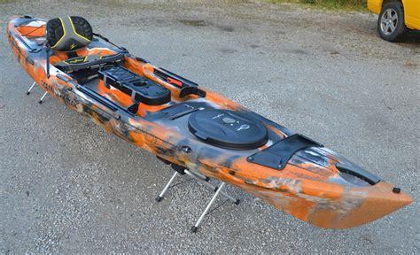 ocean kayak trident  angler  fishing sit  top kayaks