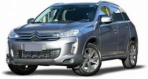 Citroen C4 Aircross Price  U0026 Specs