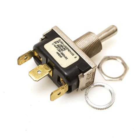 mcgill 3193 1003 on on momentary maintained 3 position toggle switch ebay