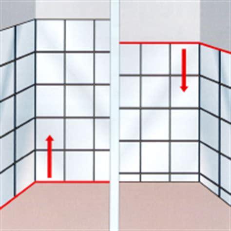 Fliesenspiegel Richtig Zeichnen by Perfektheimwerken Verlegemuster F 252 R Fliesen Und Verlegepl 228 Ne