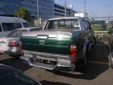 Used Toyota Hilux Double Cabin Cars Year 2002 Price