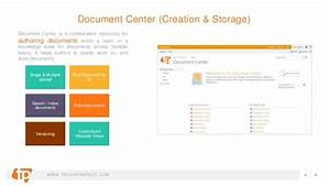 sharepoint document management system dms features With document control software sharepoint