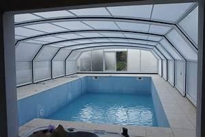 Abri Haut Piscine : abri piscine haut coulissant sans rail abri piscine paris ~ Premium-room.com Idées de Décoration