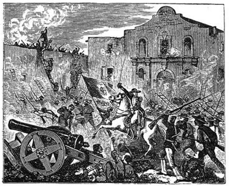 the siege of the alamo the battle of the alamo