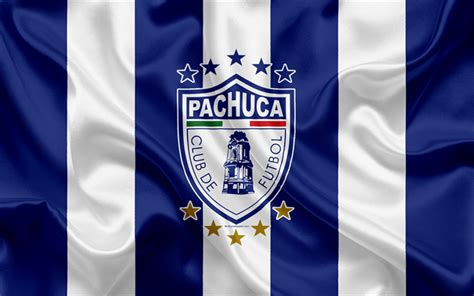 Descargar Fondos De Pantalla Pachuca Fc, 4k, Mexicana De