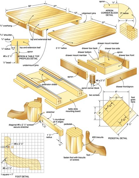 custom beginner woodworking blueprints  plans