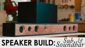 2 1 Soundbar System With Sub