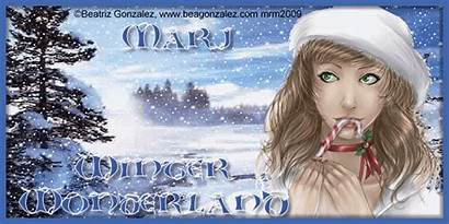 Wonderland Winter Tutorial Lady Any Weebly