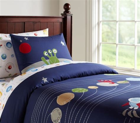 outer space crib bedding nathan duvet cover eclectic bedding by pottery