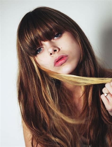 100 cute inspiration hairstyles with bangs for long round